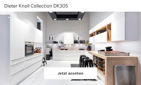 Dieter Knol moderne Küche weiß