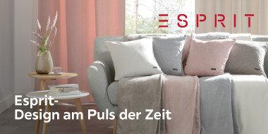 Esprit- Design am Puls der Zeit