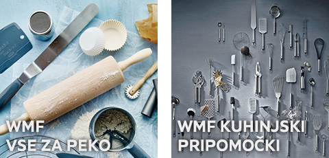 WMF vse za peko in kuhinjski pripomočki