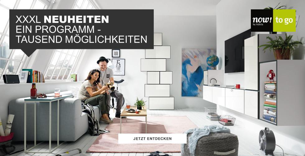 XXXL Neuheit  Wohnprogramm NowGo