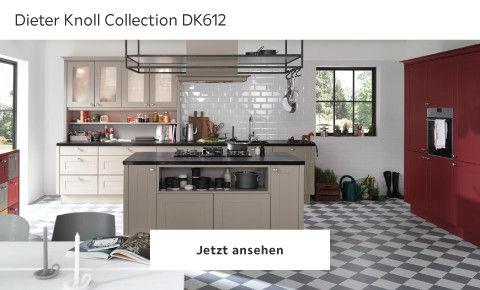 Dieter Knoll Landhausküche beige