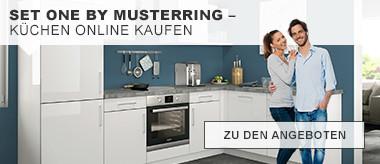 set one by Musterring - Online Küchen kaufen