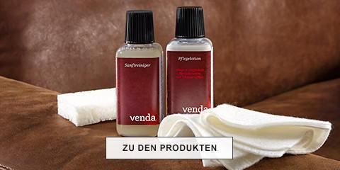 Produkte für die Lederpflege