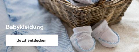 Babykleidung Blau Weiß