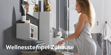 Wellnesstempel Zuhause