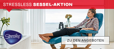 Stressless Sessel-Aktion