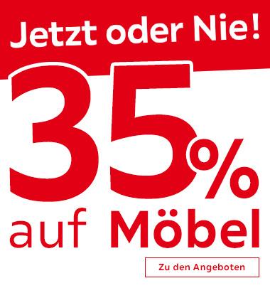 Jetzt oder Nie! 30% sparen