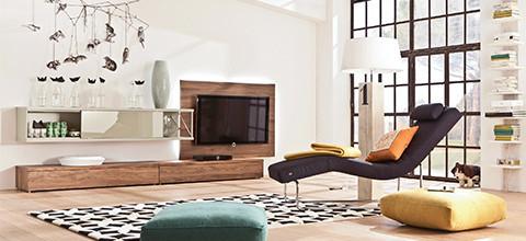 Zkompletujte si obývací pokoj jednotlivým nábytkem z XXXLutz.