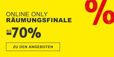 Online Only Raeumungsfinale