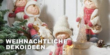 Weihnachtliche Dekoideen