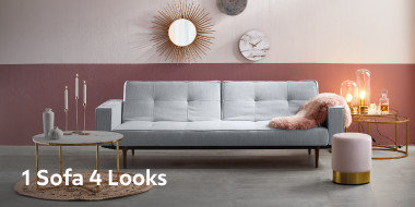 Shop the Style:  1 Sofa 4 Styles