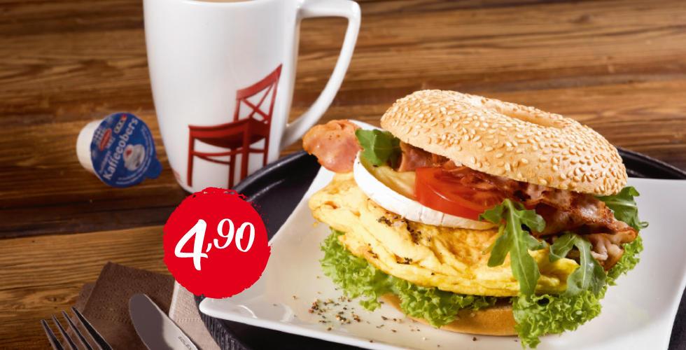 Frühstücksburger