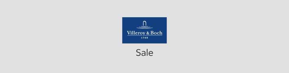 Villeroy und Boch Sale Artikel Sortiment