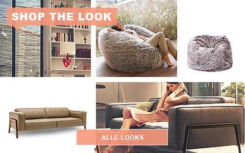 Stilwelten verschiedene Stile Einrichtungsmöglichkeiten Shop the Look