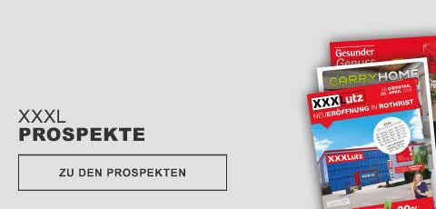 XXXL Prospekte