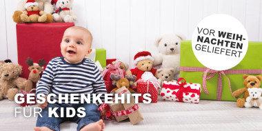 Geschenkehits für Kids Vor Weihnachten geliefert