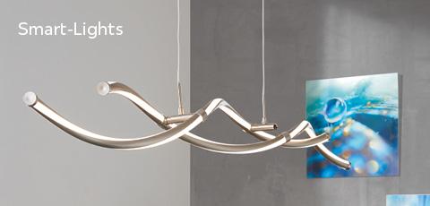 Smart Lights Hängeleuchten und Stehlampen im puristischen Stil bei XXXLutz