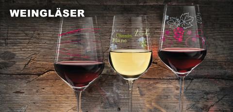 Weingläser von Ritzenhoff