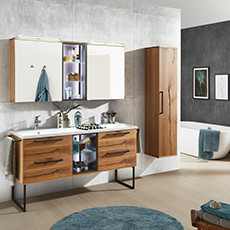 Badezimmerserie Albero