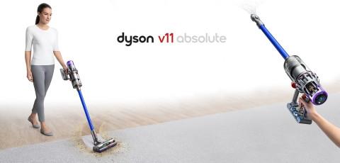 dyson bežični usisavač