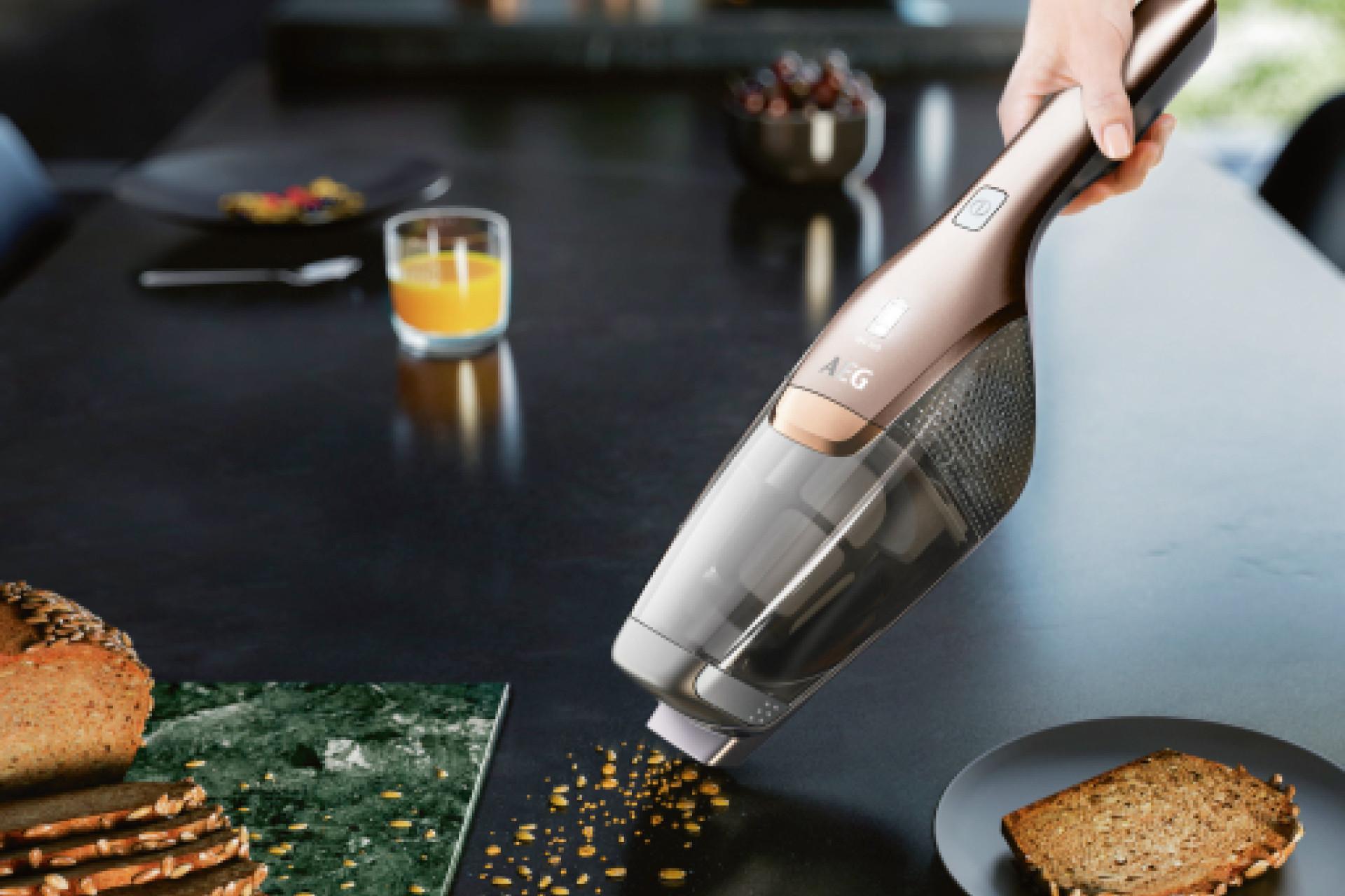 Power-Geräte für  effiziente Reinigung