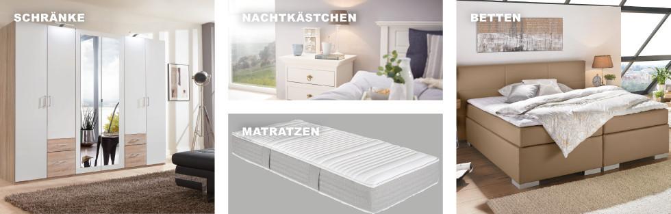 Schlafzimmerkategorien