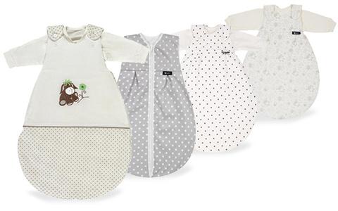 verschiedene Babyschlafsäcke