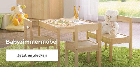Babyzimmermöbel Holz