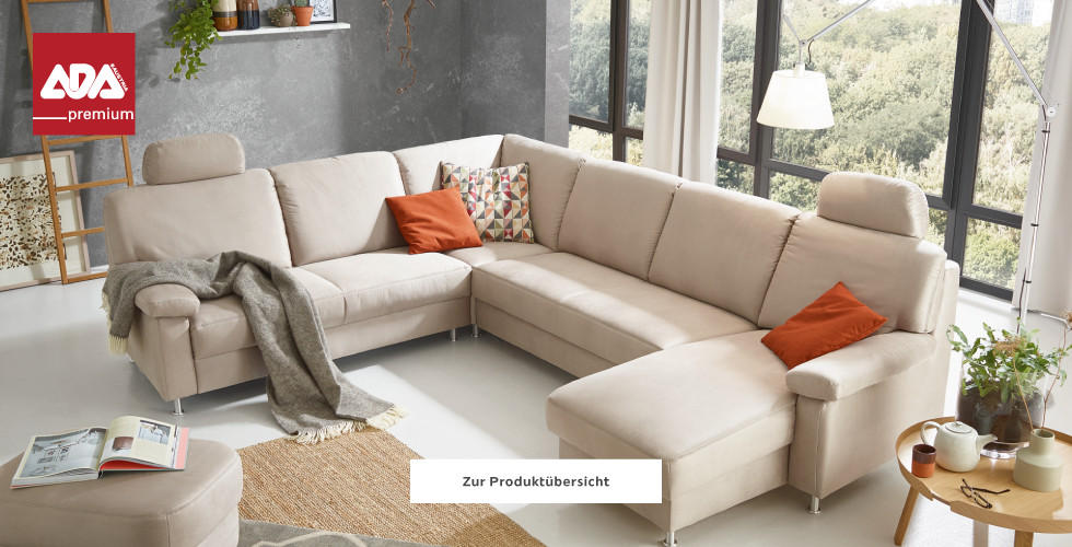 ADA Premium Sofa