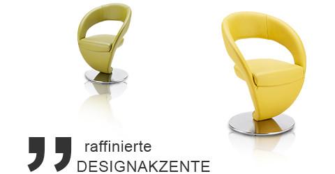 raffinierte Designakzente Moderano