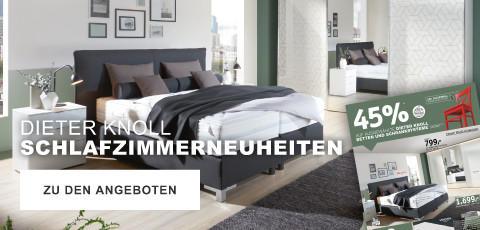Dieter Knoll Schlafzimmerneuheiten