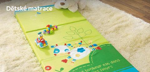 Dětské matrace