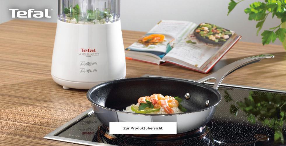 Tefal Pfanne Küchenmixer