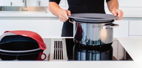 Kochhut leicht zu reinigen