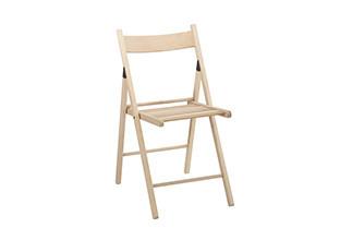 Praktické skládací židle v XXXLutz