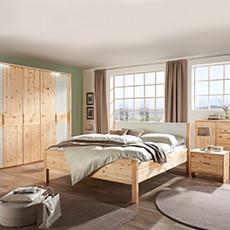 Schlafzimmerserie Sanus Natura
