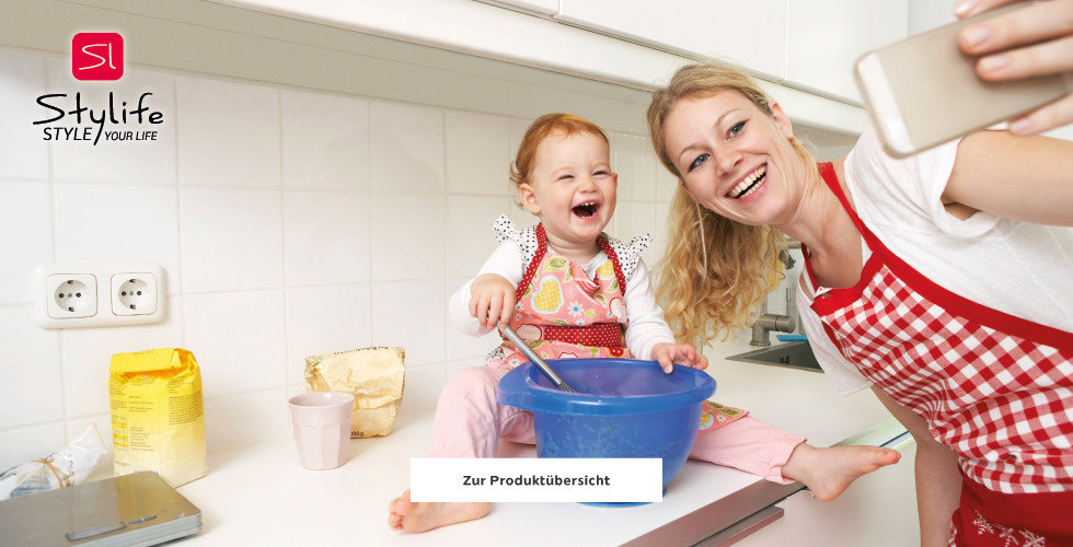 Stylife Style your Life Selfie Küche Backen