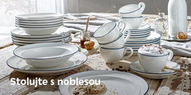 Stolování s noblesou