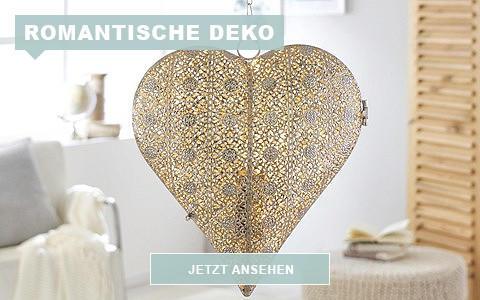 Romantische Deko