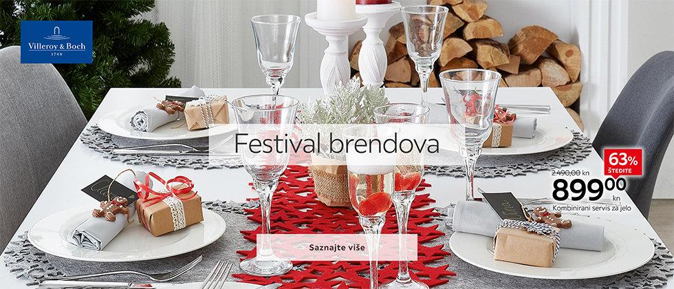 Festival brendova uz festivalske cijene Lesnina XXXL