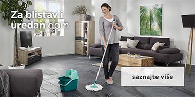 Set za čišćenje poda Leifheit Lesnina XXXL