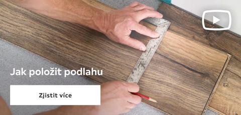 Jak polozit podlahu