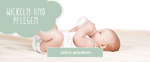Pflege & Wickeln