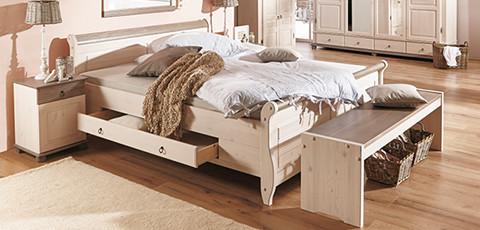 Schlafzimmer Holz | Schlafzimmer Aus Massivholz