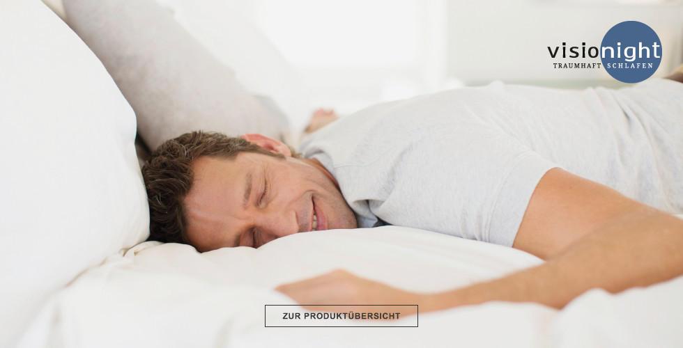 Traumhaft schlafen mit Visionight - zur Produktuebersicht