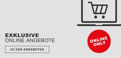 Exklusive Online Only Angebote