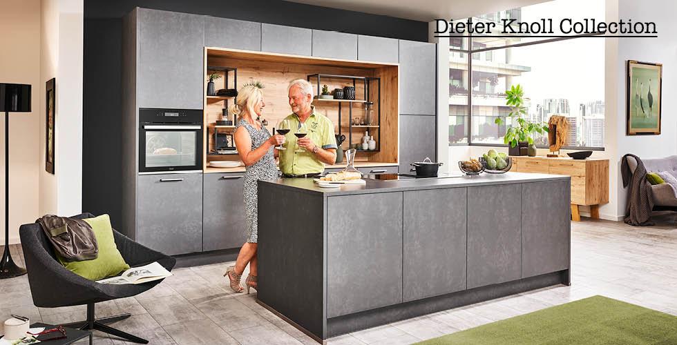 Siva kuhinja Dieter Knoll