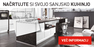 3D planer kuhinj