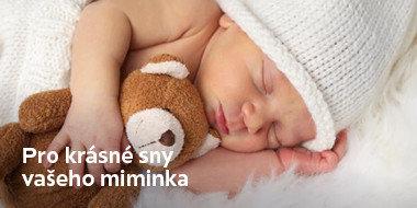 Pro krásné sny vašeho miminka