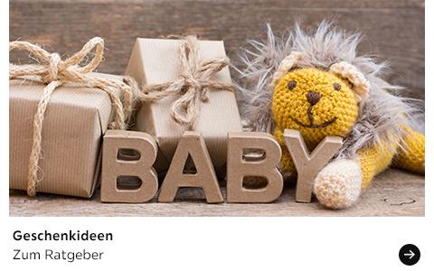 Babyratgeber Geschenkideen